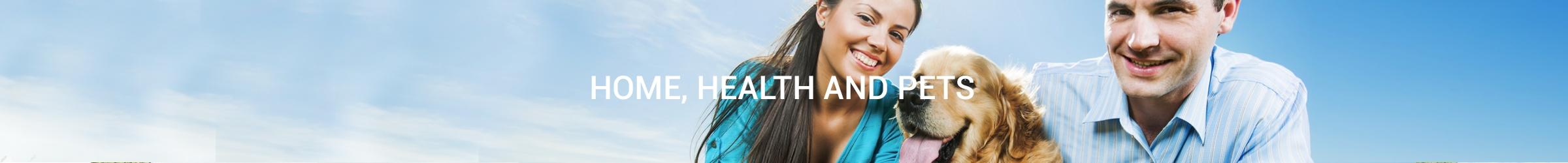Home, Health & Pets