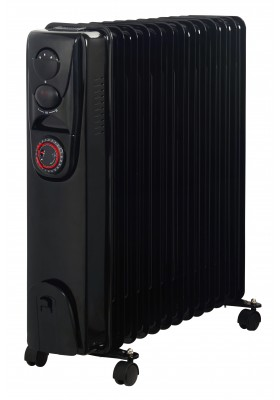 13 FINS 2500W OIL FILLED HEATER - TIMER FUNCTION