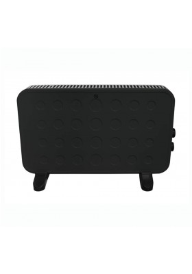 ELECTRIC CONVECTION HEATER - BLACK