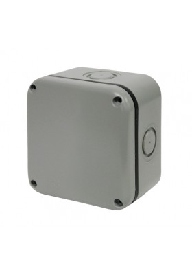 IP55 SQUARE OUTDOOR JUNCTION BOX