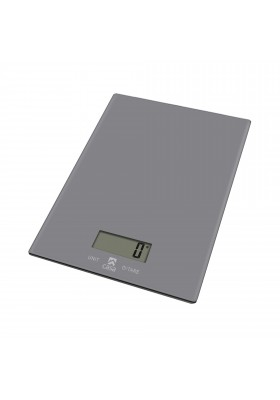 CASA KITCHEN SCALE  GLASS - GRIGIO