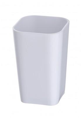 WENKO - Toothbrush Tumbler - Candy Range - White