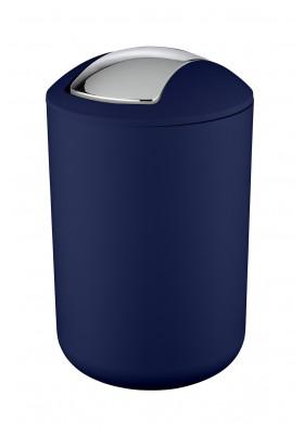 Wenko - Swing Cover Bin L - Brasil Range - Dark Blue
