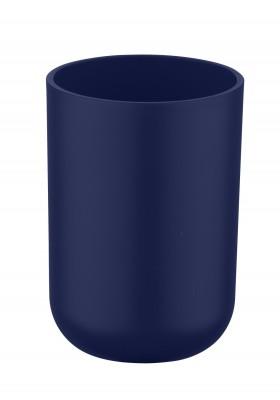 Wenko - Toothbrush Tumbler - Brasil Range - Dark Blue