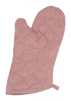 OVEN GLOVES 2 PCS - COUNTRY PATTERN