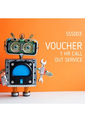 VOUCHER: 1 HR CALL OUT SERVICE