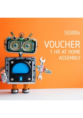 VOUCHER: 1 HR AT HOME ASSEMBLY