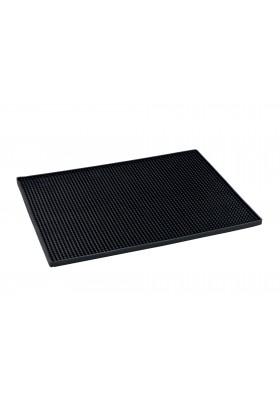 Wenko - Dish Draining Mat Maxi - 40X30 - Black