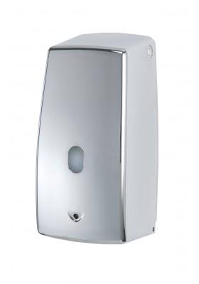INFRARED CHROME-AUTOMATIC SOAP DISPENSER - TREVISO - SILVER