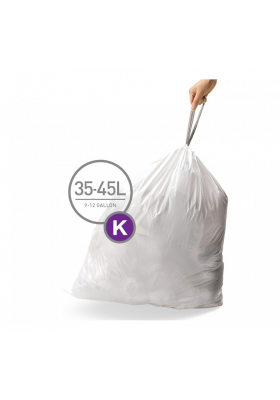 SimpleHuman - Liner Code K - 38 Litre