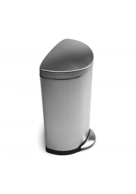 SimpleHuman - Semi Round Bin - 30 Litre