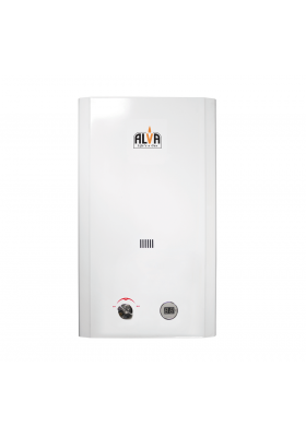 ALVA - Gas Water Heater 16L - Hi/Low Pressure (3kg)