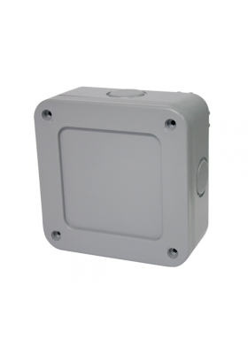 IP66 HEAVY DUTY OUTDOOR SQUARE JUNCTION BOX