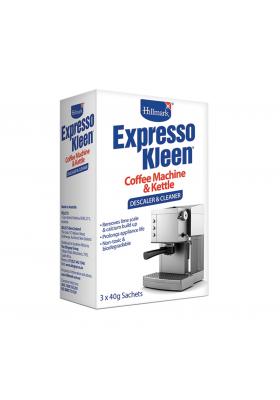 EXPRESSO KLEEN 3 x 40G SACHETS