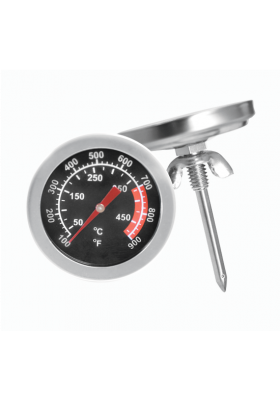 BBQ LID REPLACEMENT THERMOMETER