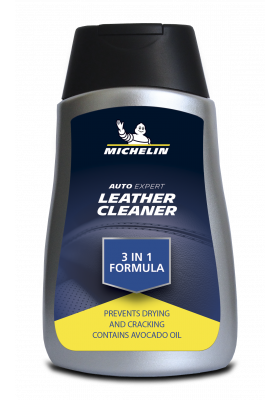Michelin - 3 In 1 Leather Cleaner 250ml