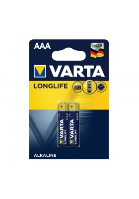 LONGLIFE BATTERIES AAA 2 PACK