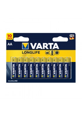 LONGLIFE BATTERIES AA 10 PACK