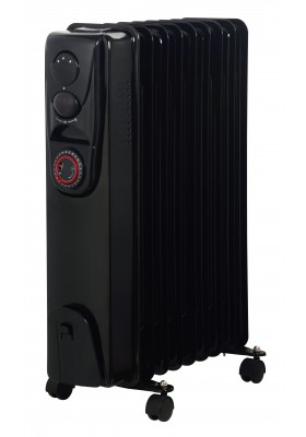 9 FINS 2000W OIL FILLED HEATER - TIMER FUNCTION