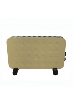 ELECTRIC CONVECTION HEATER - SAND
