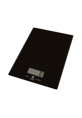 CASA KITCHEN SCALE  GLASS - NERO