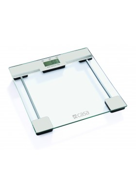 CASA DIAGNOSTIC GLASS BATHROOM SCALE - CBSD-M3