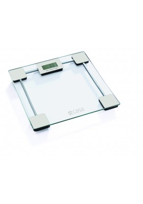 CASA ELECTRONIC GLASS BATHROOM SCALE - CBSG-K3