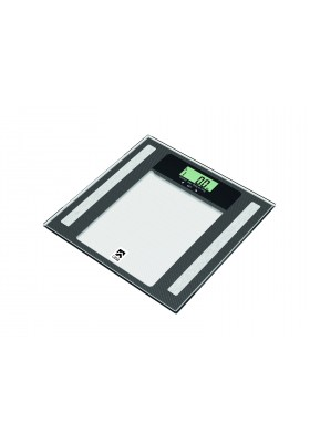 CASA DIAGNOSTIC GLASS BATHROOM SCALE - CDGS02