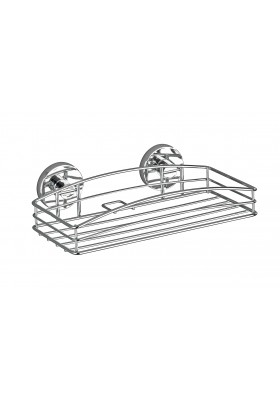 WENKO - Vacuum-Loc Wall Shelf - No Drilling Required