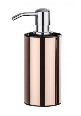Wenko - Soap Dispenser - Detroit Range Stainless Steel - Copper