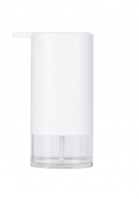 Wenko - Soap Dispenser - Oria Range - White & Clear