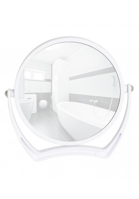Wenko - Cosmetic Mirror - Noale Model - White