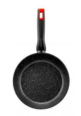 24cm FRYING PAN - TITAN ROCK RANGE - FORGED ALUMINIUM