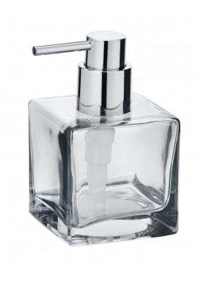 SOAP DISPENSER - LAVIT RANGE - GLASS - TRANSPARENT