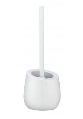 TOILET BRUSH - BADI RANGE - CERAMIC - WHITE