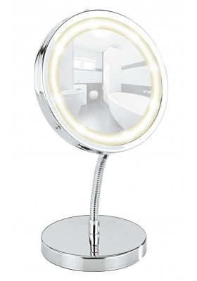 LED STANDING COSMETIC MIRROR - BROLO RANGE