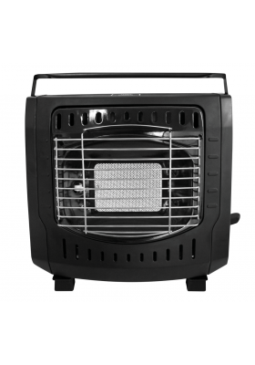 OUTDOOR FREESTANDING CANISTER HEATER